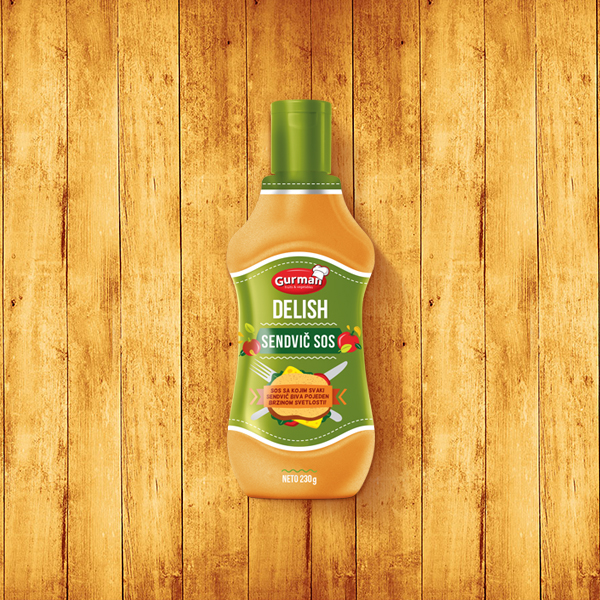 Delish Sandwich Sauce 250ml