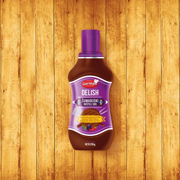 Delish Shumadian Grill Sauce 250ml