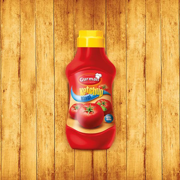 Tomato Ketchup Mild 450g