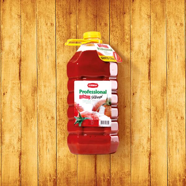 Tomato Ketchup Mild 5000g