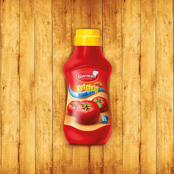 Tomato Ketchup Mild 1020g