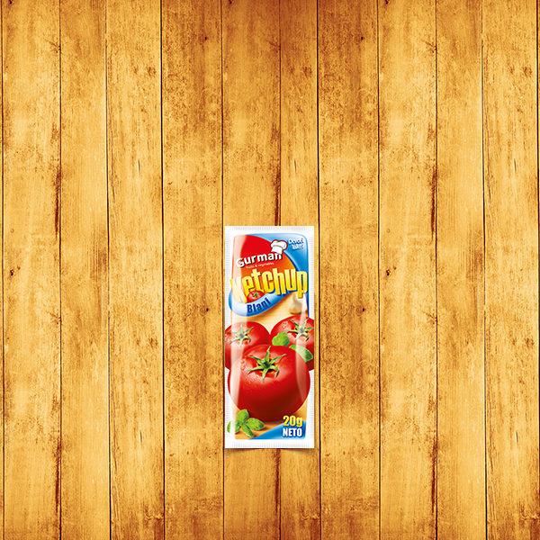 Tomato Ketchup Mild 20g