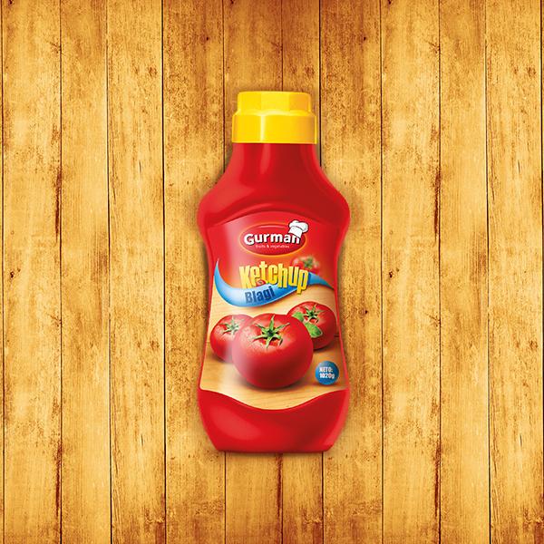 Tomato Ketchup Mild 750g