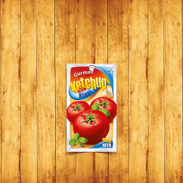 Tomato Ketchup Mild 50g