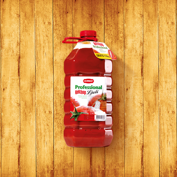 Tomato Ketchup Hot 5kg