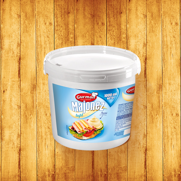 Mayonnaise Light 1000ml