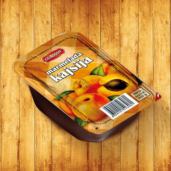Marmelada kajsija 200g