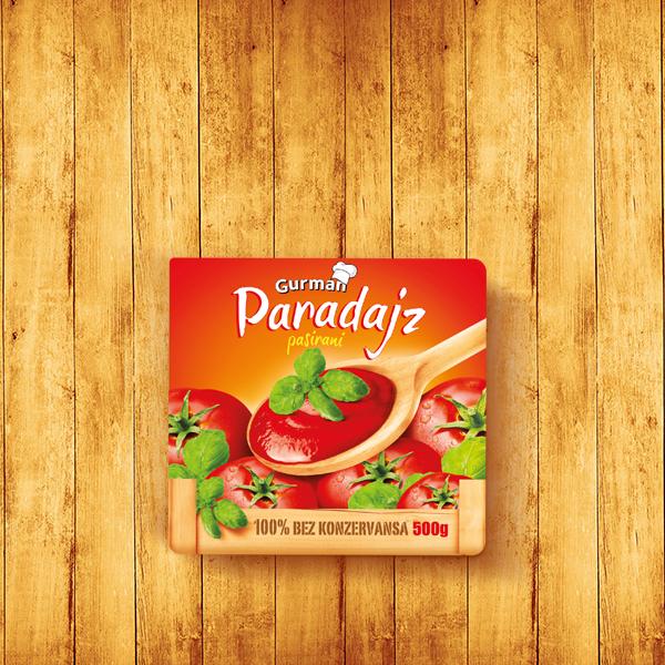 Pasirani paradajz Tetrapak 500ml