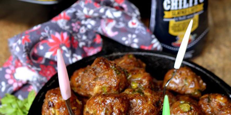 Slatko-ljute mesne kuglice (ćuftice)